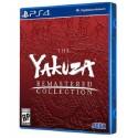 JOGO YAKUZA RESMATERED COLLECTION PS4