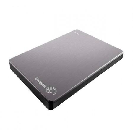 HD EXTERNO SEAGATE BACKUP PLUS 2TB PRATA USB 3.0