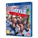 JOGO WWE BATTLEGROUNDS PS4