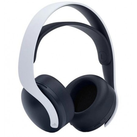 HEADSET SONY PULSE 3D WIRELESS PARA PS5 - BRANCO (CFI-ZWH1)