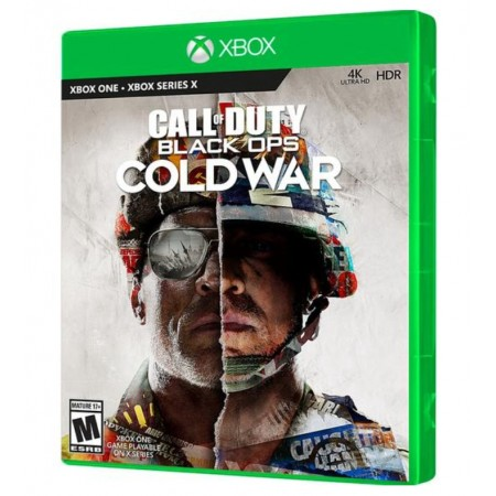JOGO CALL OF DUTY BLACK OPS COLD WAR XBOX SERIES S / X