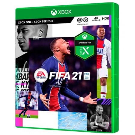 JOGO FIFA 21 XBOX ONE / XBOX SERIE X
