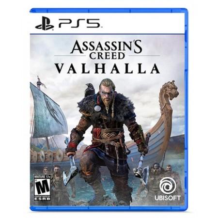 JOGO ASSASSINS CREED VALHALLA PS5