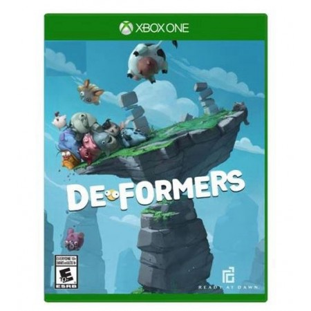 JOGO DE FORMERS XBOX ONE