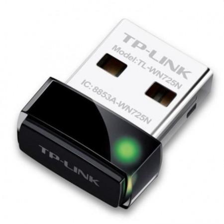 ADAPTADOR USB TP-LINK TL-WN725 150MBPS
