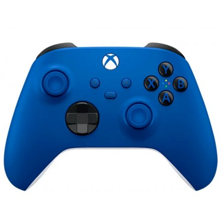 CONTROLE PARA XBOX SERIES X E S CORE CONTROLLER - SHOCK BLUE (QAU-00001)(SEM CAIXA)