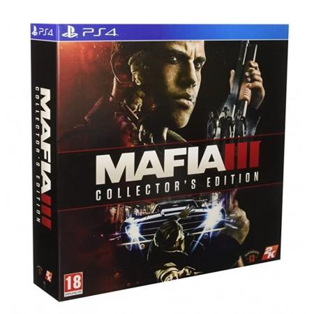 JOGO MAFIA III COLLECTOR'S EDITION PS4