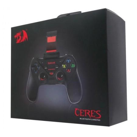 CONTROLE WIRELESS REDRAGON CERES IOS / ANDROID / PC - PRETO (G812)