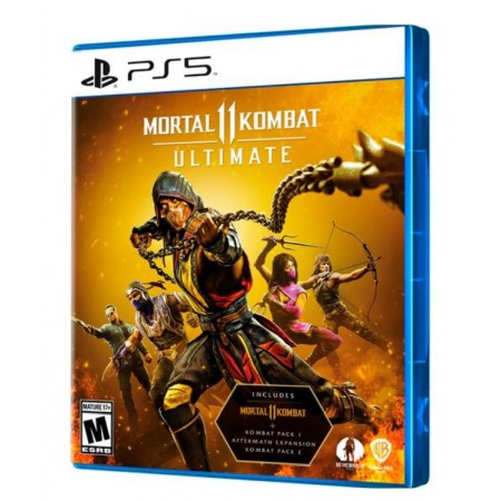JOGO MORTAL KOMBAT 11 ULTIMATE PS5
