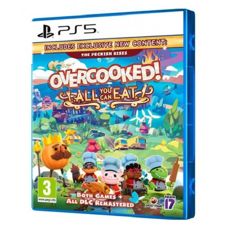 JOGO OVERCOOKED ALL YOU CAN EAT PS5