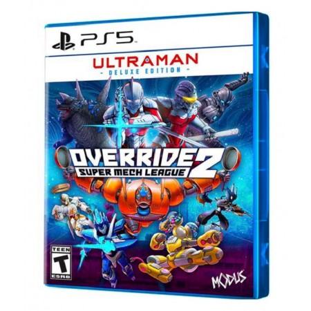JOGO OVERRIDE 2 ULTRAMAN DELUXE EDITION PS5