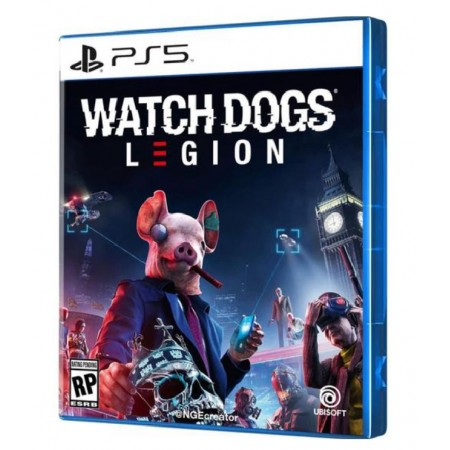 JOGO WATCH DOGS LEGION PS5