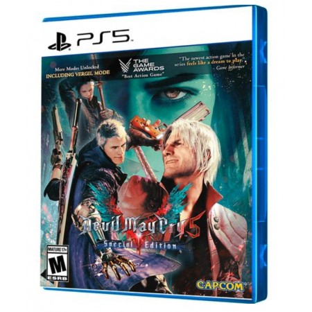 JOGO DEVIL MAY CRY 5 SPECIAL EDITION PS5