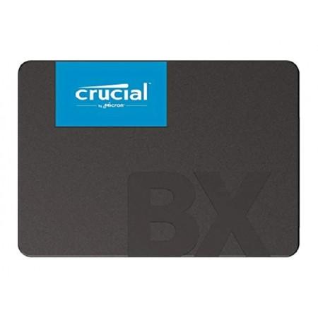 """HD SSD CRUCIAL BX500 480GB / 3D NAND / 2.5"""" - (CT480BX500SSD1)"""