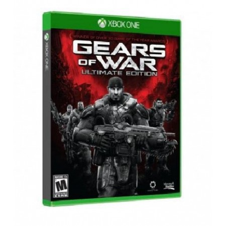 JOGO GEARS OF WAR ULTIMATE EDITION XBOX ONE