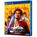 JOGO YAKUZA LIKE A DRAGON PS4