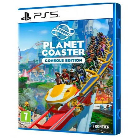 JOGO PLANET COASTER PS5