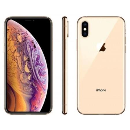 CELULAR APPLE IPHONE XS MAX 256GB/ 4G/ TELA 6.5/ CÂM 12MP- GOLD (SÓ APARELHO/SWAP)