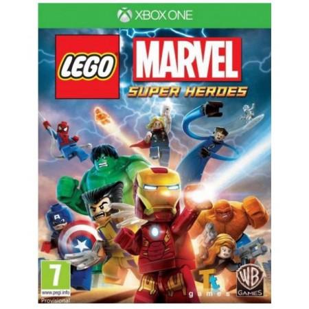 JOGO XBOX ONE LEGO MARVEL SUPER HEROES