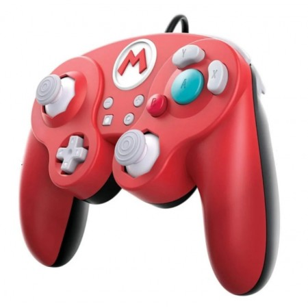 CONTROLE PARA NINTENDO SWITCH PDP WIRED FIGHT PAD PRO SUPER MARIO - (6433)