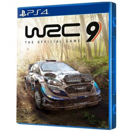 JUEGO WRC 9 WORLD RALLY CHAMPIOSHIP THE OFFICIAL GAME PS4