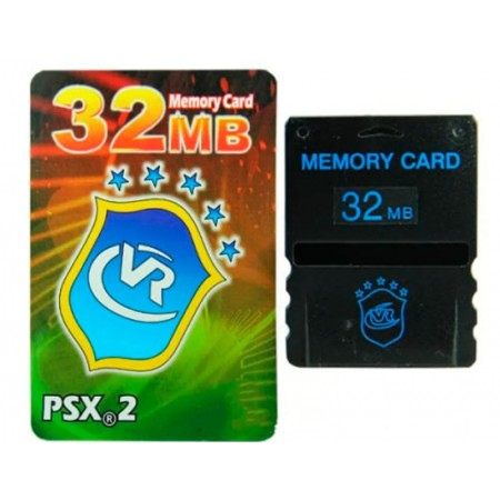 CARTÃO DE MEMÓRIA PS2 VR 32GB