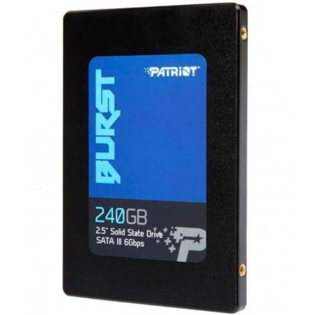 "HD SSD PATRIOT BURST 240GB / 2.5"" - (PBE240GS25SSDR)"