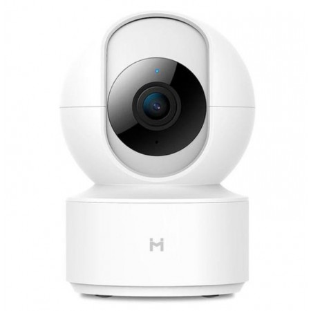 CÂMERA XIAOMI MI HOME SECURITY 360° / 1080P - BRANCO (MJSXJ05CM)