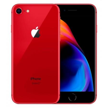 CELULAR APPLE IPHONE 8 256GB / 4G / TELA 4.7 / CÂM 12MP- RED (SÓ APARELHO/ SWAP)