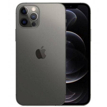 Celular Apple iPhone 12 PRO A2341 256GB / 6GB RAM / Tela 6.1 / Câm 12MP - Graphite