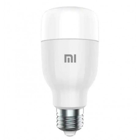 Lâmpada Xiaomi MJDP01YL Mi Led Smart Bulb Lite / White and Color / 9W / WIFI - Branco