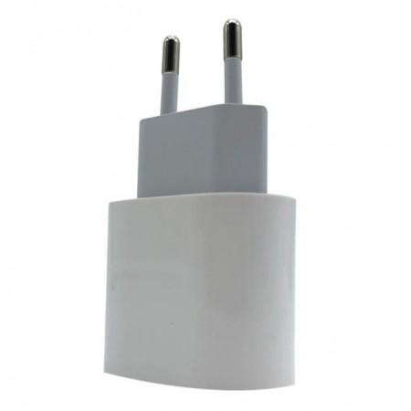 Carregador para tomada USB-C para iPhone 12 / 20W - Branco (A1692) (sem caixa)