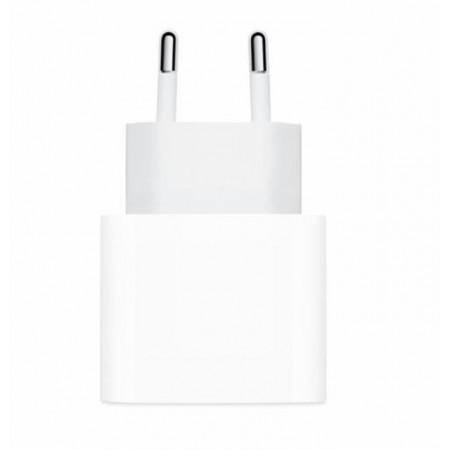 Carregador para Tomada Apple USB-C MHJG3 A2465 20W - Branco
