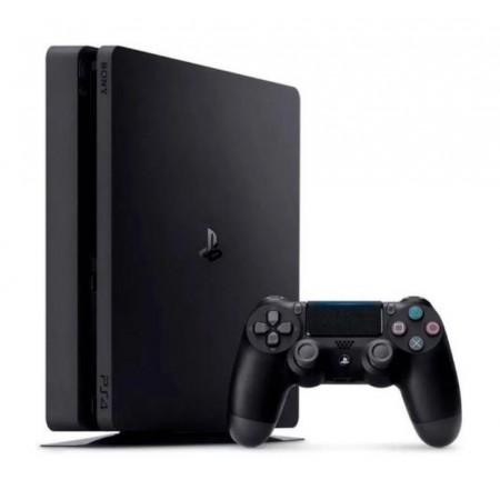 Console Sony Playstation 4 Slim 2016B / 1TB - Preto