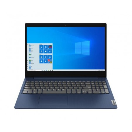 Notebook Lenovo Ideapad 3 Intel core i5-10210U/15IML05/256GBSSD/8RAM- Azul(81WR000BUS)