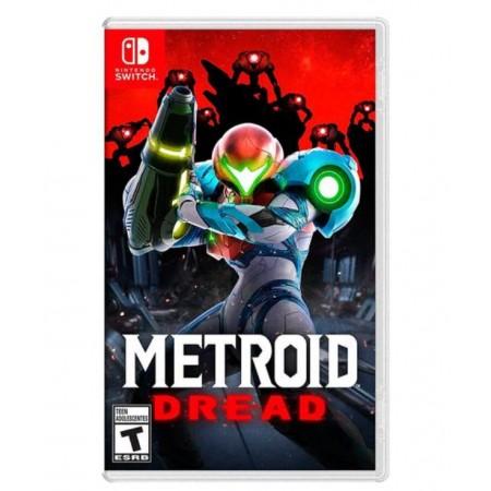 Jogo Metroid Dread para Nintendo Switch