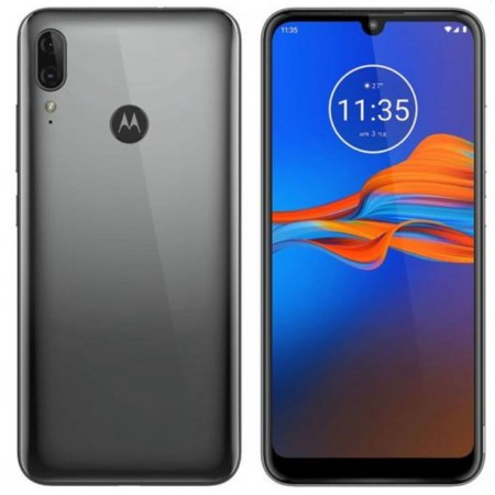 Celular Motorola E6S XT-2053-2 32GB / 2GB RAM / 4G / Dual Sim / Tela 6.1 / Câm 13MP- Cinza