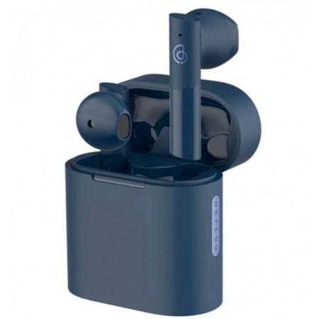Fone de Ouvido Haylou T33 Earbuds Moripods / Bluetooth - Azul