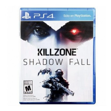 JOGO KILLZONE SHADOW FALL PS4