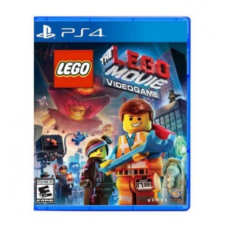 JOGO LEGO THE MOVIE VIDEOGAME PS4