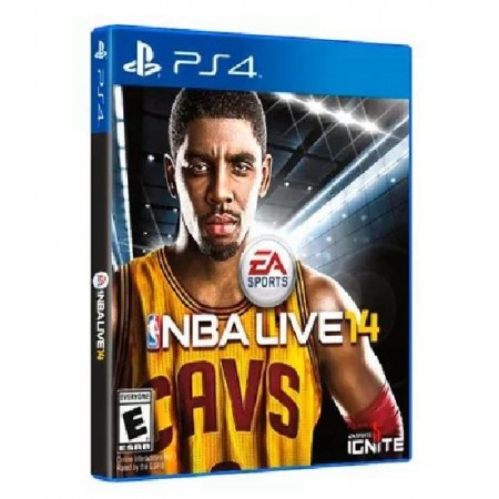 JOGO NBA LIVE 14 PS4