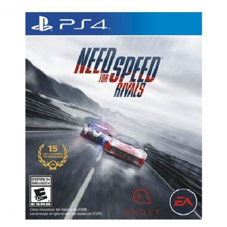 JOGO NEED FOR SPEED RIVALS PS4