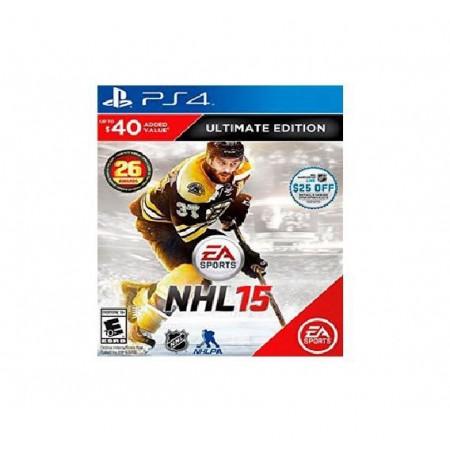 JOGO NHL 15 ULTIMATE EDITION PS4