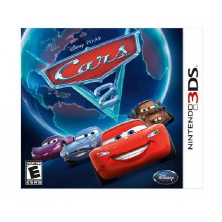JOGO CARS 2 3DS