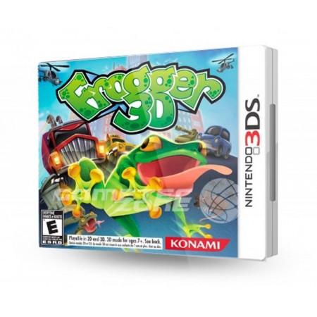 JOGO FROGGER 3DS