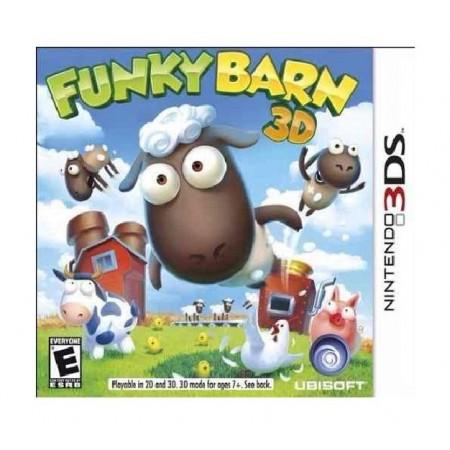 JOGO FUNKY BARN 3DS