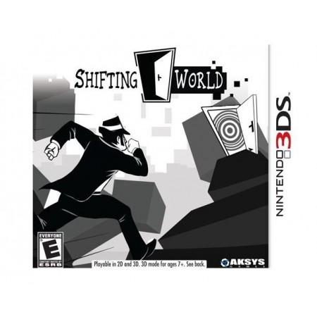 JOGO SHIFTING WORLD 3DS