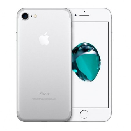 CELULAR APPLE IPHONE 7 128GB SILVER MODELO 1778