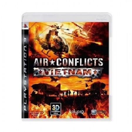 JOGO AIR CONFLICTS VIETNAM PS3