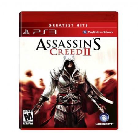 JOGO ASSASINS CREED II PS3